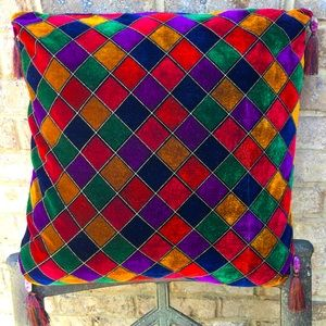Beautiful Colorful Pier 1 20x20 Pillow